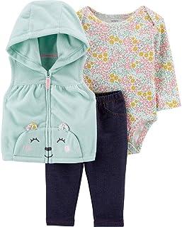 Baby Girls' Vest Sets