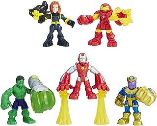 Hasbro - Playskool - Super Hero Adventures Power Up 5 Pack (