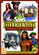 Sims Medieval Pirates & Nobles Adventure Pack (Windows/Mac DVD) Sims Medieval Required to Play