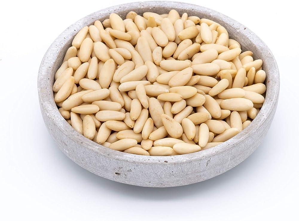 Pinoli siciliani crudi biologici, 200 gr ,bio