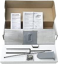 Super Anchor Safety 2820-T ARS Tile Roof Fall Arrest Anchor Kit, Terra Cotta, 14 Gauge