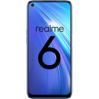 realme 6 Comet Blue 4g Dual Sim 6.5'' IPS Fhd+/8core/128gb/4gb Ram/64+8+2+2mp/16mp