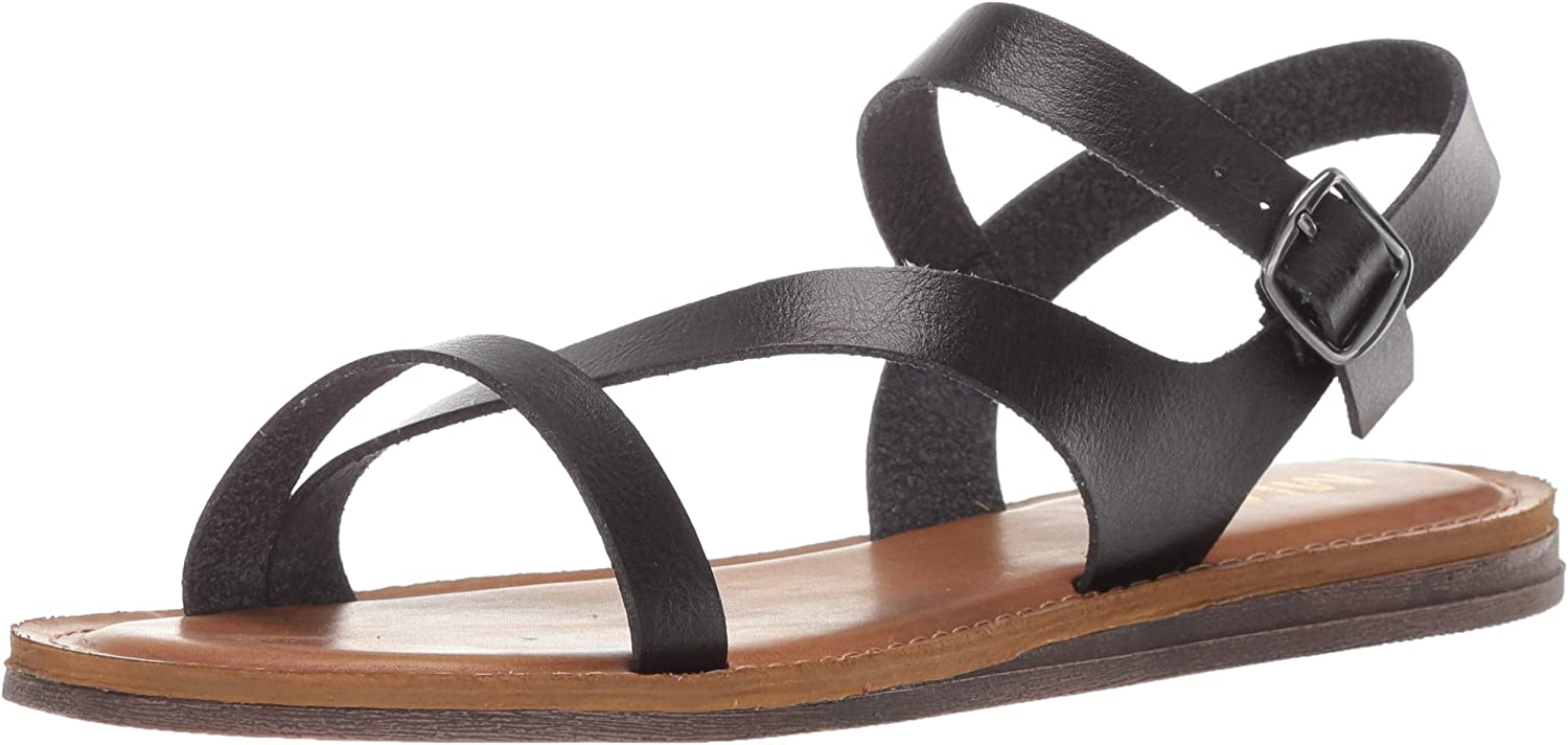 MIA shoes Womens Eden Flat Sandal