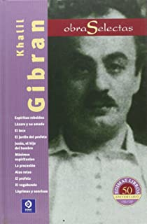 Khalil Gibran (Obras selectas)