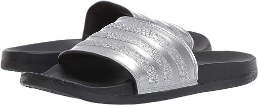 Silver Metallic/Silver Metallic/Core Black
