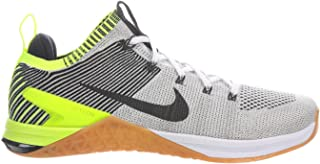 Nike Men's Metcon DSX Flyknit 2 Training Shoes (10.5, Black/White/Gum)