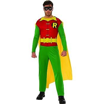 Disfraz de Super Robina Adulto: Amazon.es: Ropa y accesorios