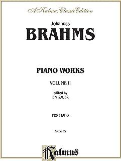 Piano Works, Vol 2: Incl. Op. 119 & 5 Etudes (Kalmus