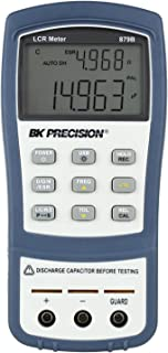 B&K Precision 879B Dual Display Handheld Deluxe Universal LCR Meter with Backlit Display