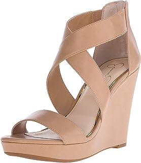 Jessica Simpson Women's Jinxxi Wedge Sandal