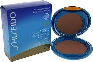 Shiseido UV Protective Compact Foundation SPF 30 for Women, SP50 Medium Ivory, 12g