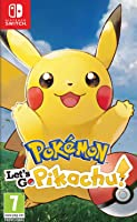 Pokemon: Let's Go Pikachu - NL versie (Nintendo Switch)