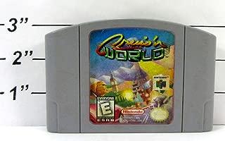 1996 Nintendo64 GamePak Cruis'n World (Loose-No Packaging)