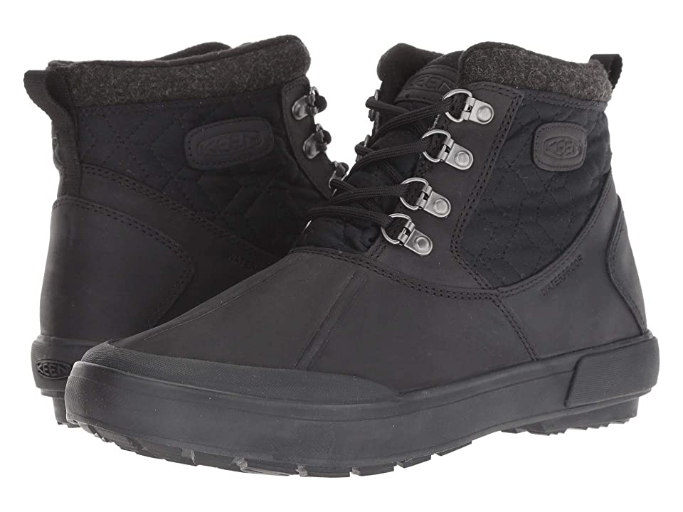 Keen Elsa II Ankle Quilted WP (Raven/Black) Women