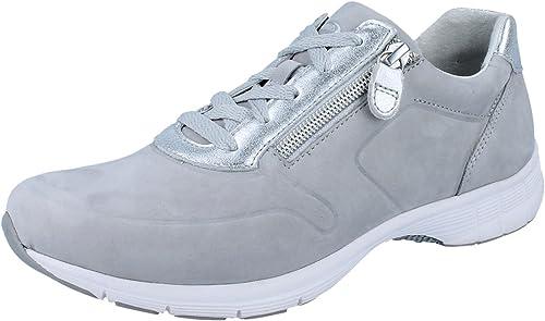 Gabor Chaussures de de Ville à Lacets pour Femme gris gris  en soldes