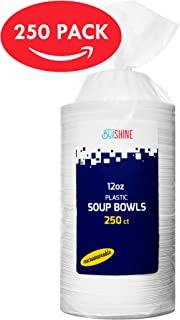 Best throw away soup bowls Reviews
