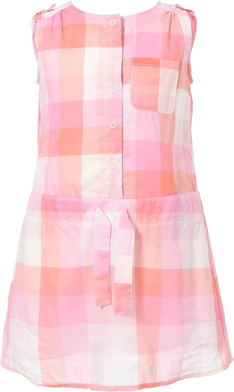 Richie House Big Girls' Sleeveless Printed Dress Rh1683