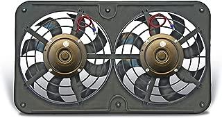 Flex-a-lite 440 Lo-Profile S-Blade Dual Electric Pusher Fan