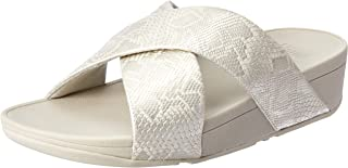 FitFlop Women's Casual Exotic Lulu Slide