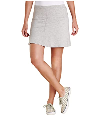 Toad&Co Seleena Skort (Heather Grey) Women