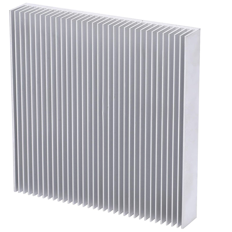 DaMohony 4Pcs New Free Shipping Heat Sink High-Power Aluminum Raleigh Mall Heat-Dissipa Cooling