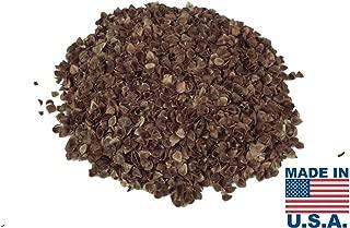 Waterglider International Buckwheat Pillow and Zafu Cushion Replacement Hulls- 100% USA Grown Hulls- 2 Lb. Refill Bag
