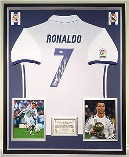ronaldo signed shirt