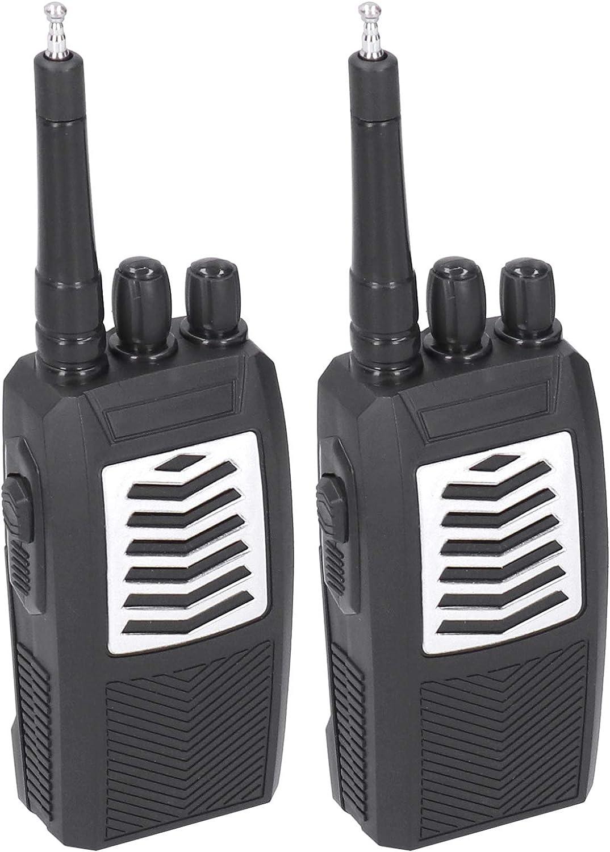 Deror 2pcs Max 49% OFF 98.4ft Kid Walkie-Talkie Wireless Radio 2-Way Parent- Max 40% OFF