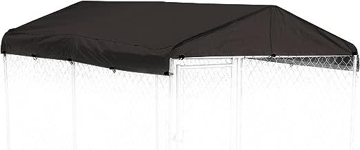 Weatherguard Kennel Frame & Cover Set