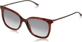 Hugo Boss Women's Boss 0945/S 9O XT8 Sunglasses, Marble Brw Purple/Brown, 53