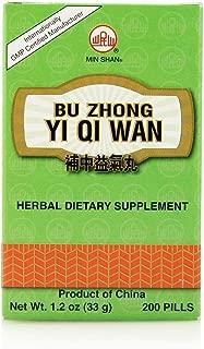 Central Chi Teapills (Bu Zhong Yi Qi Wan)