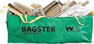 باستر حقيبة حفار 3 CUYD في حقيبة تحمل ما يصل إلى 1.5 كجم ، اخضر