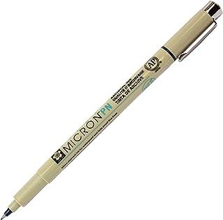 قلم رصاص من ساكورا بيغما مايكرون، 0.4-0.5 مم، عرض الخط، أزرق/أسود (XSDK-PN-243)