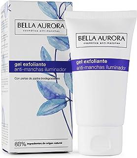 Bella Aurora Gel Exfoliante Facial Anti-Manchas | Limpia la Piel en Profundidad | Peeling Facial Enzimático para la Cara ...
