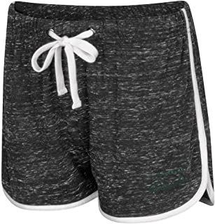 Colosseum Womens Oregon Ducks Gym Shorts
