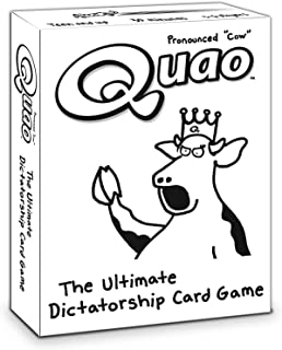 QUAO Card Game | Social Groups and Parties | Teens, Students, Families