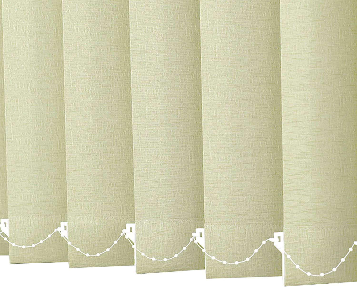 JLXJ Blackout Vertical Blinds Beige Window Exterio Inside Large Max 68% OFF New product!!