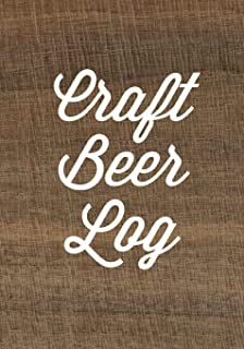 Craft Beer Log: Rate Beers, Type, Brewery and More for Your Own Beer Tasting Records