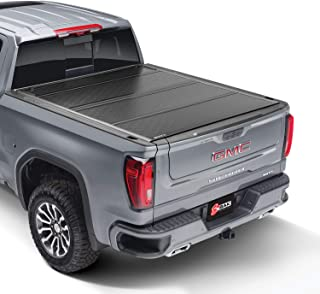 BAK BAKFlip G2 Hard Folding Truck Bed Tonneau Cover | 226130 | Fits 2019 - 2021 Chevy/GM Silverado/Sierra, works w/ MultiPro/Flex tailgate (Will not fit Carbon Pro Bed) 5' 10' Bed (69.9')