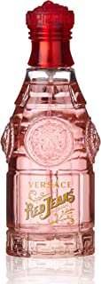 Versace Red Jeans Edt Vapo 75 Ml 1 Unidad 75 ml