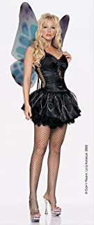 Gothic Pixie Sexy Adult Costume - Small (2-6)