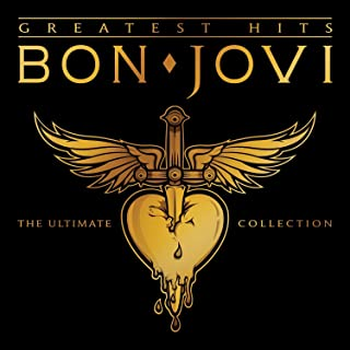 Bon Jovi Greatest Hits - The Ultimate Collection (2 CD Set with 2 Exclusive Additional Live Bonus Tracks)