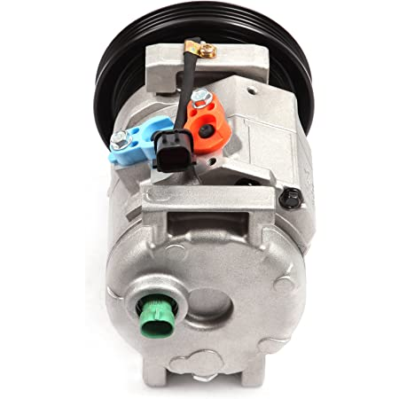 AC Compressor /& A//C Clutch For Chrysler PT Cruiser /& Dodge Neon BuyAutoParts 60-00814NA NEW