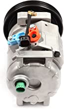 cciyu AC Compressor and A/C Clutches Set for PT Cruiser Chrysler Neon Dodge SX 2001-2010 Replacement fit for CO 27001C Auto Repair Compressors Assembly