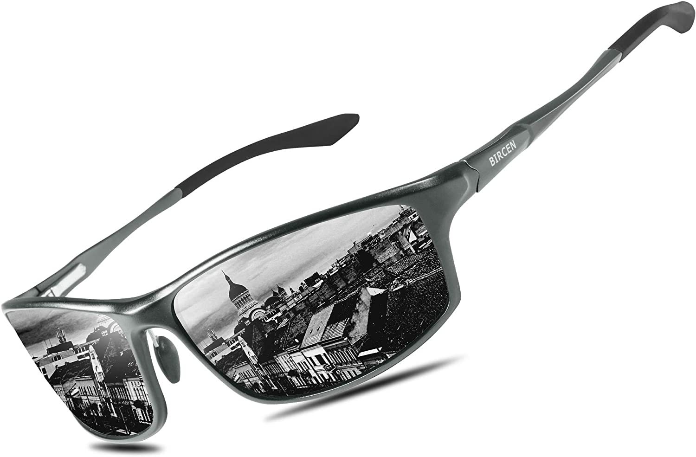 Bircen Polarized Sunglasses for Surprise price Men Protection UV New arrival Driving Women