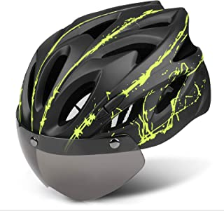 Joddmoka Adult Bike Helmet CPSC&CE Certified for Bicycle...