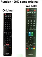 New GB004WJSA Replaced Remote Control fit for LC-70C6500U LC-60C6500U LC52C6400U LC52LE640U LC60C6400U LC60LE640U LC70C640...