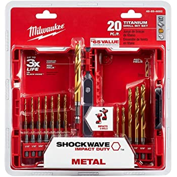 IN STOCK Milwaukee 48-89-2739 17//32 in S/&D Black Oxide Drill Bit