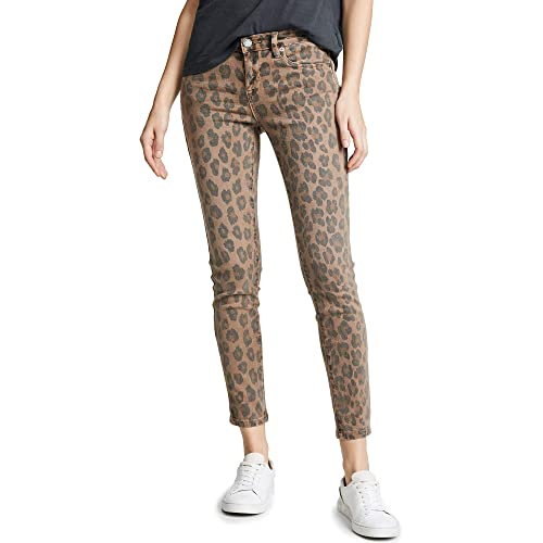 c6c21e40d4  BLANKNYC  Blank Denim Women s Leopard Print Skinny Jeans