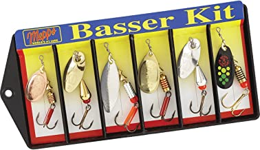 product image for Mepps Vintage Basser Killer Kit Fishing Lure Set